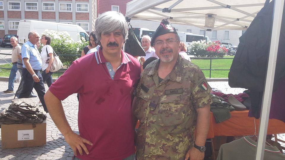 Raduno Nazionale dei Bersaglieri – Asti 2014