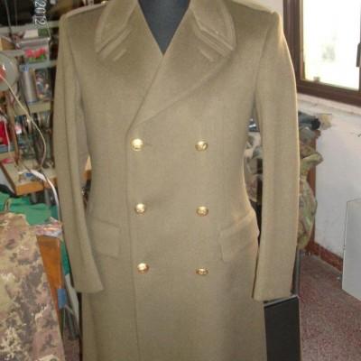 Cappotto castorino Cavalleria Lungo