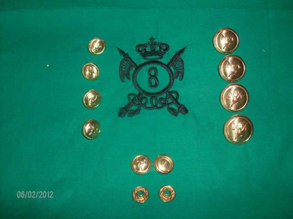 Bottoni Dragoni o Lancieri  8aed7e73bf28